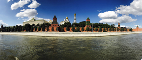 Moscou et St Petersbourg